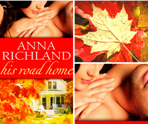 HIS ROAD HOME is nominated for Best Novella of 2014 by Romance Writers of America!