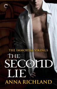 The Second Lie (The Immortal Vikings #2)